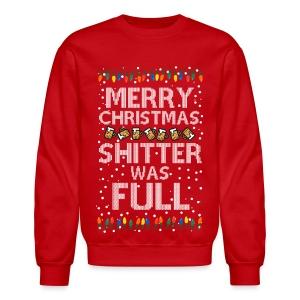 Merry Christmas - Crewneck Sweatshirt