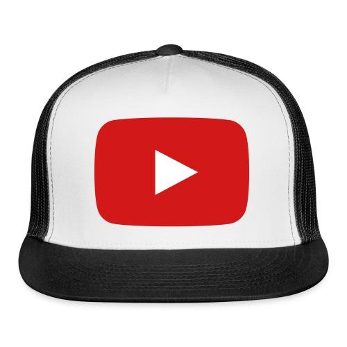 Youtube cap - Trucker Cap