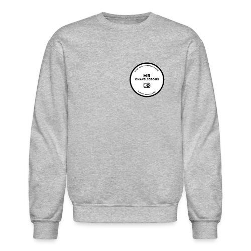 MC Grey Crew Neck - Crewneck Sweatshirt