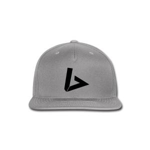 Blur Uprising Snapback Hat - Snap-back Baseball Cap