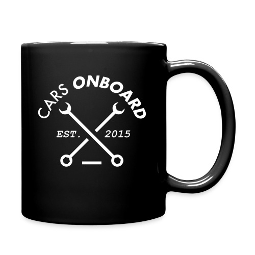 Cars Onboard Coffee Cup - Full Color Mug