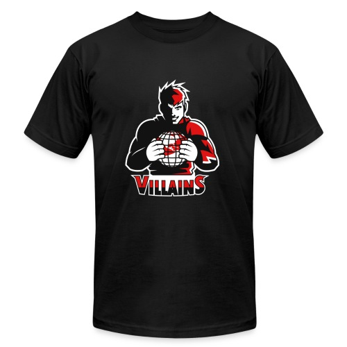 Villains Shirt - Men's  Jersey T-Shirt