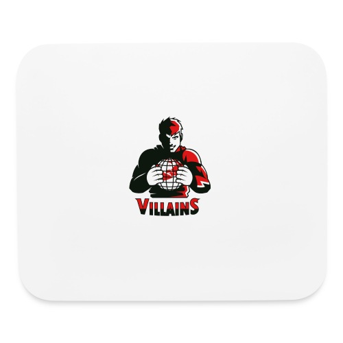 Villains Mousepad - Mouse pad Horizontal