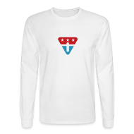 Long Sleeve Shirts ~ Men's Long Sleeve T-Shirt ~ Independent Politically Speaking