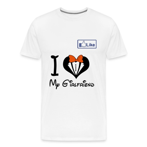 Girlfiend - Men's Premium T-Shirt