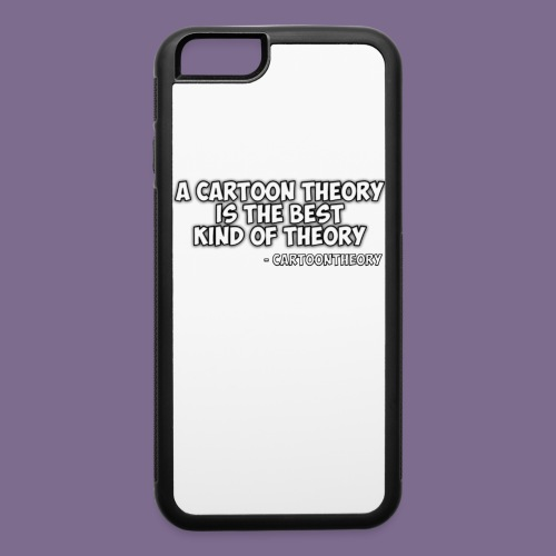 Iphone 6 Meaningful Quote Rubber Case - iPhone 6/6s Rubber Case