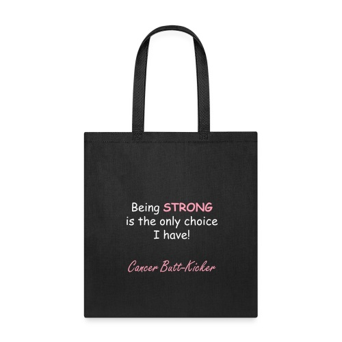 STRONG Tote - Tote Bag
