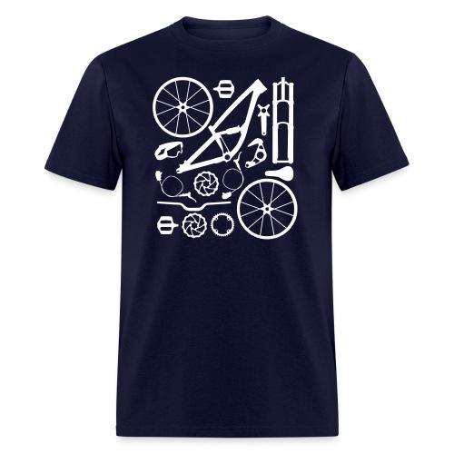 DH MTB - Men's T-Shirt