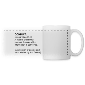 Conduit by Jon Goode Coffee Mug - Panoramic Mug