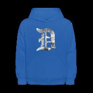 Sweatshirts ~ Kids' Hoodie ~ D Lion