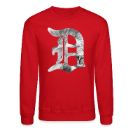 Long Sleeve Shirts ~ Crewneck Sweatshirt ~ D Lion