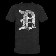 T-Shirts ~ Unisex Tri-Blend T-Shirt ~ D Lion