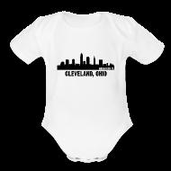 Baby Bodysuits ~ Baby Short Sleeve One Piece ~ cleveland, ohio