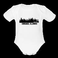 Baby Bodysuits ~ Baby Short Sleeve One Piece ~ chicago, illinois