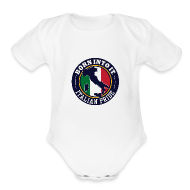 Baby Bodysuits ~ Baby Short Sleeve One Piece ~ italy
