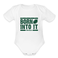 Baby Bodysuits ~ Baby Short Sleeve One Piece ~ michigan