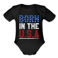 Baby Bodysuits ~ Baby Short Sleeve One Piece ~ Article 103654126