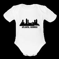 Baby Bodysuits ~ Baby Short Sleeve One Piece ~ atlanta, georgia