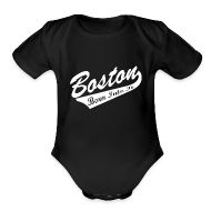 Baby Bodysuits ~ Baby Short Sleeve One Piece ~ boston, mass