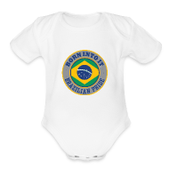 Baby Bodysuits ~ Baby Short Sleeve One Piece ~ brazil
