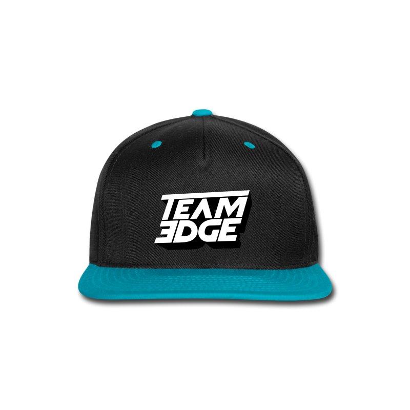 Team Edge Cap - Snap-back Baseball Cap