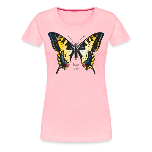 Love Heals - Women's Premium T-Shirt
