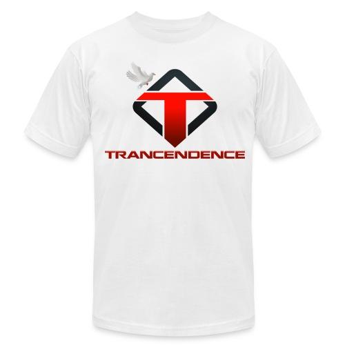 T-White Men (Slim Fit | Event) - Men's Fine Jersey T-Shirt