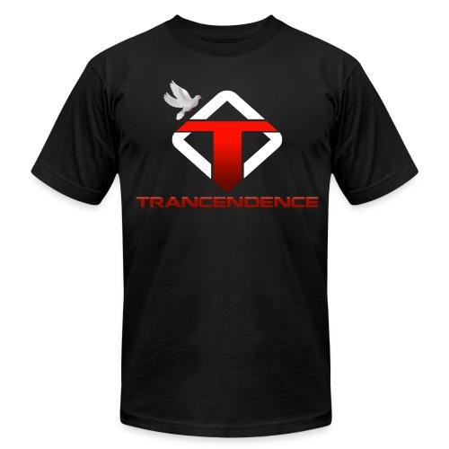 T-Black Men (Slim Fit   Event) - Men's Fine Jersey T-Shirt