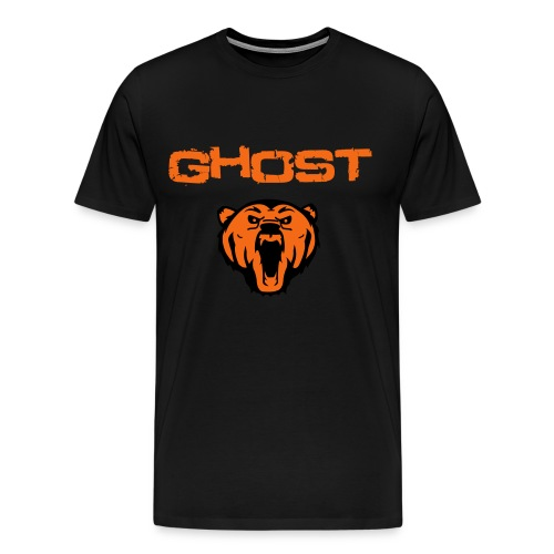 Ghost Bear - Men's Premium T-Shirt