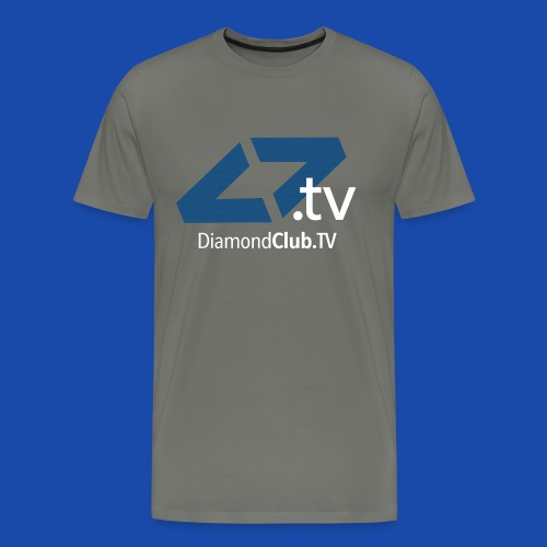 Diamond Club T-Shirt - Men's Premium T-Shirt