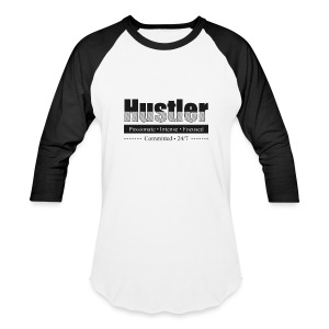 Hustle Baseball Mens - Baseball T-Shirt