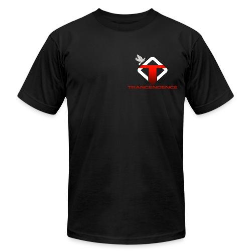 T-Black Men (Slim Fit | Casual) - Men's Fine Jersey T-Shirt