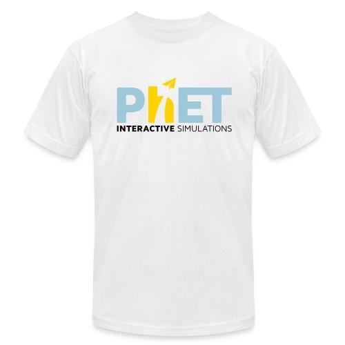 Logo T-shirt - Men's Fine Jersey T-Shirt
