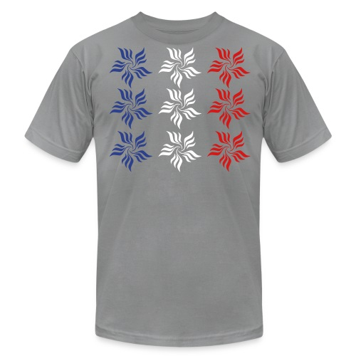 I Support France - Men's  Jersey T-Shirt