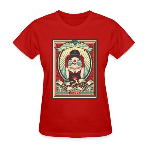 Diamond Girl - Women's T-Shirt