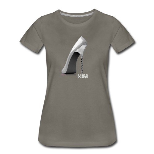 Screw him!  - Women's Premium T-Shirt
