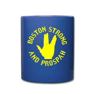 Boston Strong and Prospah - Full Color Mug