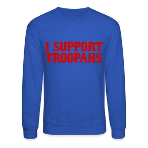 I Support Troopahs