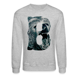 A Big Bruin B - Crewneck Sweatshirt