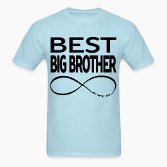 BEST BIG BROTHER EVER T-Shirts