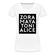 Women's T-Shirts ~ Women's Premium T-Shirt ~ The Greats