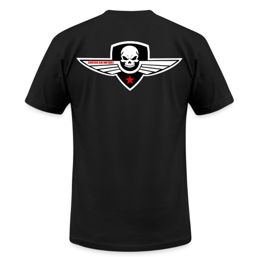 Winged - Men's  Jersey T-Shirt