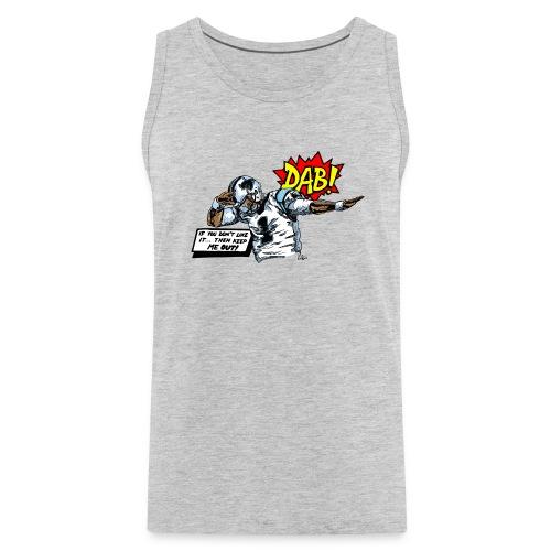 DAB! Comic Tank - Men's Premium Tank