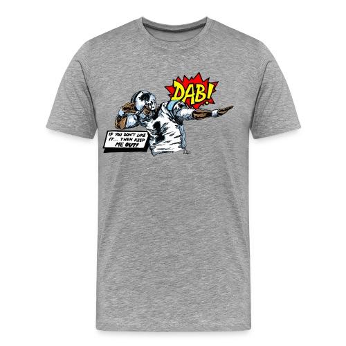 DAB! Comic Shirt - Men's Premium T-Shirt