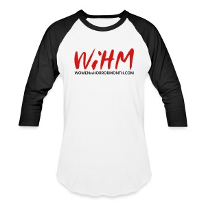 WiHM Men's 3/4 Sleeve Baseball Tee - Baseball T-Shirt