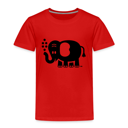 BD Svetlana Elefant Kids Tshirt (US) - Toddler Premium T-Shirt
