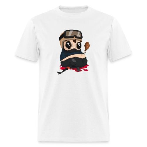 Fat Counter Terrorist - Men's T-Shirt