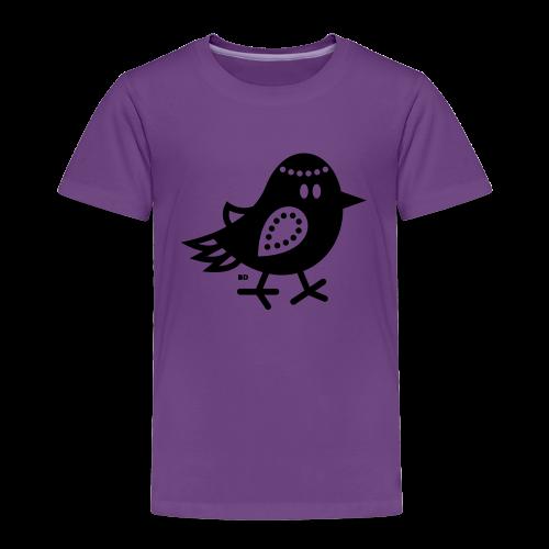 BD Irina Vogel Kids Tshirt (US) - Toddler Premium T-Shirt