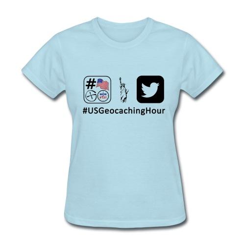 USGeocachingHour Women's T-Shirt - Women's T-Shirt