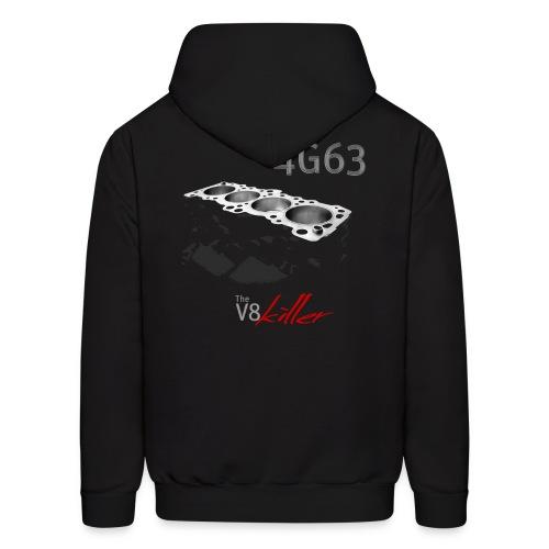 4G63 V8-killer Hoodie - Men's Hoodie